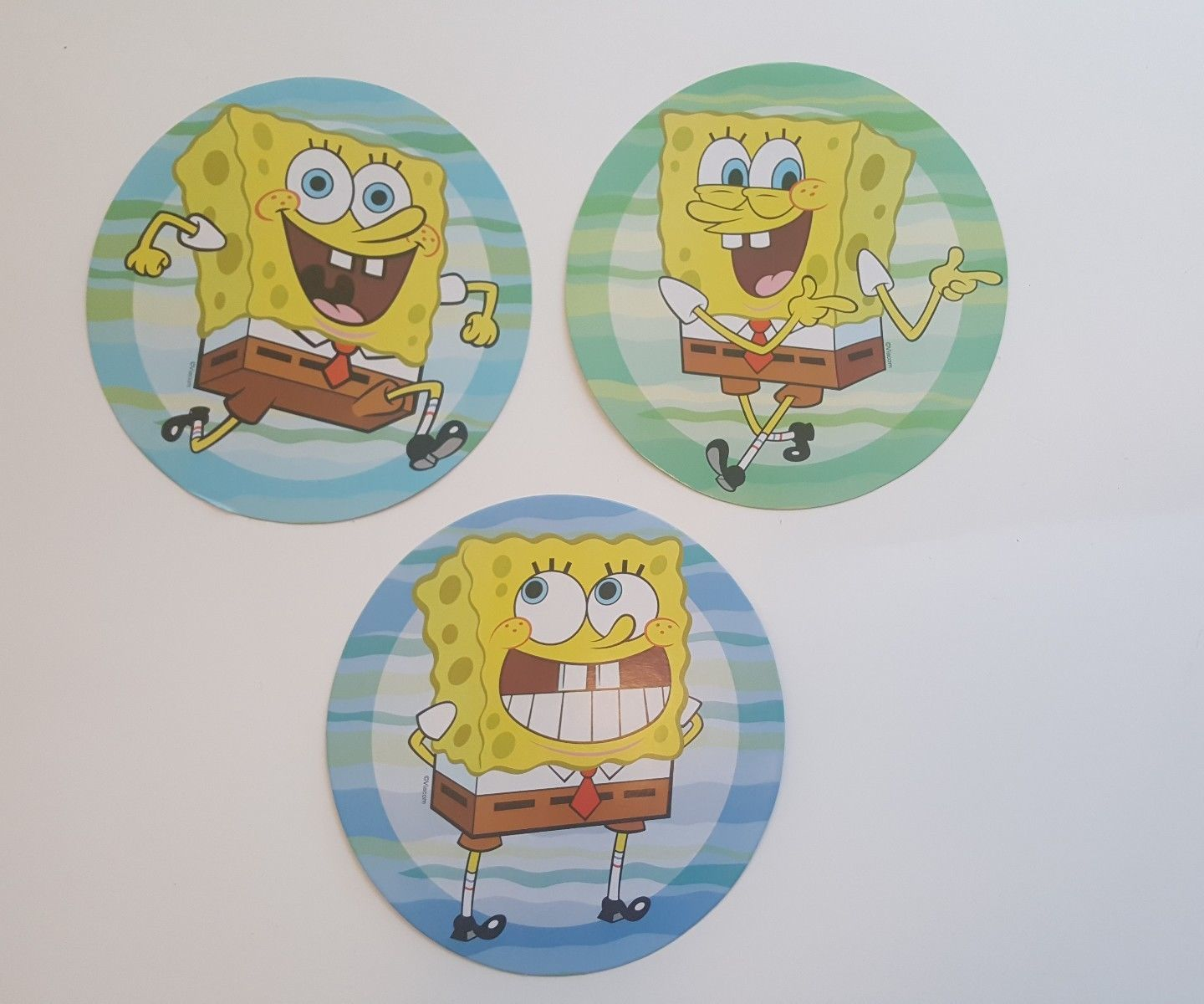Sponge Bob Wall Banner Table Gift Loot Bags Decor Happy Birthday Party Supplies