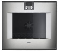 Gaggenau BO480611 400 Series 30 Inch Single Electric Wall Oven in SxSteel - $4,256.95