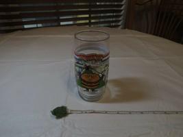 Mc Vote 86 1986 McDonalds glass RARE election Big Mac no one else stacks up cup - $16.03
