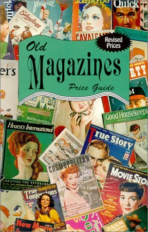 Old Magazines with Year 2003 Price Guide L-W Book (Other Contributor) Sales