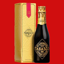 "TABASCO® DIAMOND RESERVE 150th Anniversary Ultra Premium Hot Sauce  ""Champagne"""