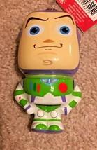 Hallmark Disney Toy Story Buzz Lightyear Decoupage Ornament NEW - $15.83