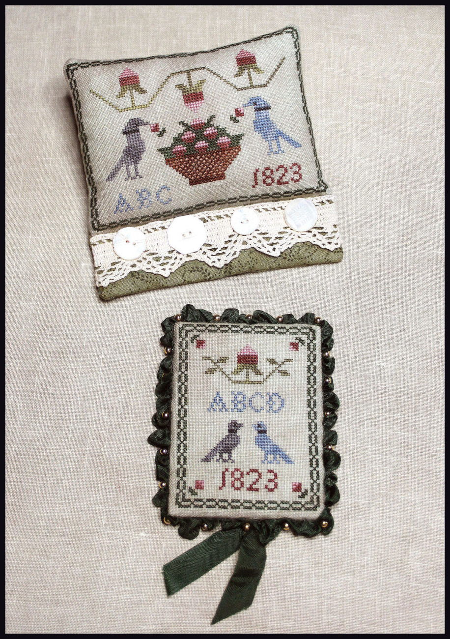 Primary image for Ann Blockley's Pin Keeps cross stitch chart Milday's Needle
