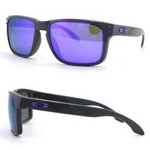Neuf Oakley Toxique Explosion Collection Holbrook Foncé Gris W / Violet ... - $323.34