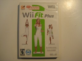 Wii Fit Plus Nintendo Wii 2009 Exercise Game - $16.75