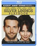 Silver Linings Playbook [Blu-ray] - $3.95