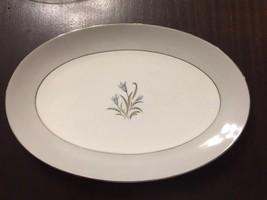 "Noritake THEME 14 1/4"" Oval Serving Platter S469665G2 - $14.96"