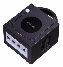 USED NINTENDO GAMECUBE CONSOLE Black Japan RARE - $178.20