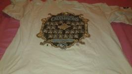 Vtg 97 Florida Marlins World Series Champions Starter Sz Xl T Shirt - $16.63