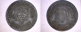 ND c.1918 French 10 Centimes Notgeld World Coin De L'Herault France Worl... - $14.99