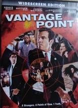 Dennis Quaid in Vantage Point DVD (USA 2008)  - $4.95