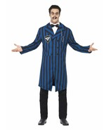 Smiffys Duke Of The Manor Gothic Ghostly Adult Mens Halloween Costume 24436 - £34.54 GBP+