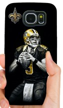 DREW BREES SAINTS PHONE CASE FOR SAMSUNG GALAXY & NOTE S5 S6 S7 EDGE S8 ... - $14.97