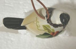 Painted Bird 37300 Joy Hope Love 3 Set Christmas Ornaments image 5
