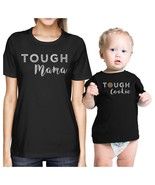Tough Mama & Cookie Black Mom and Baby Couple T-Shirt Funny Gifts - $30.99