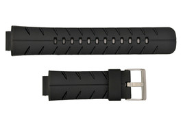Fits CASIO G-300 G-Shock Black Rubber Watch Band Strap G-301B G-301BR G... - $13.45