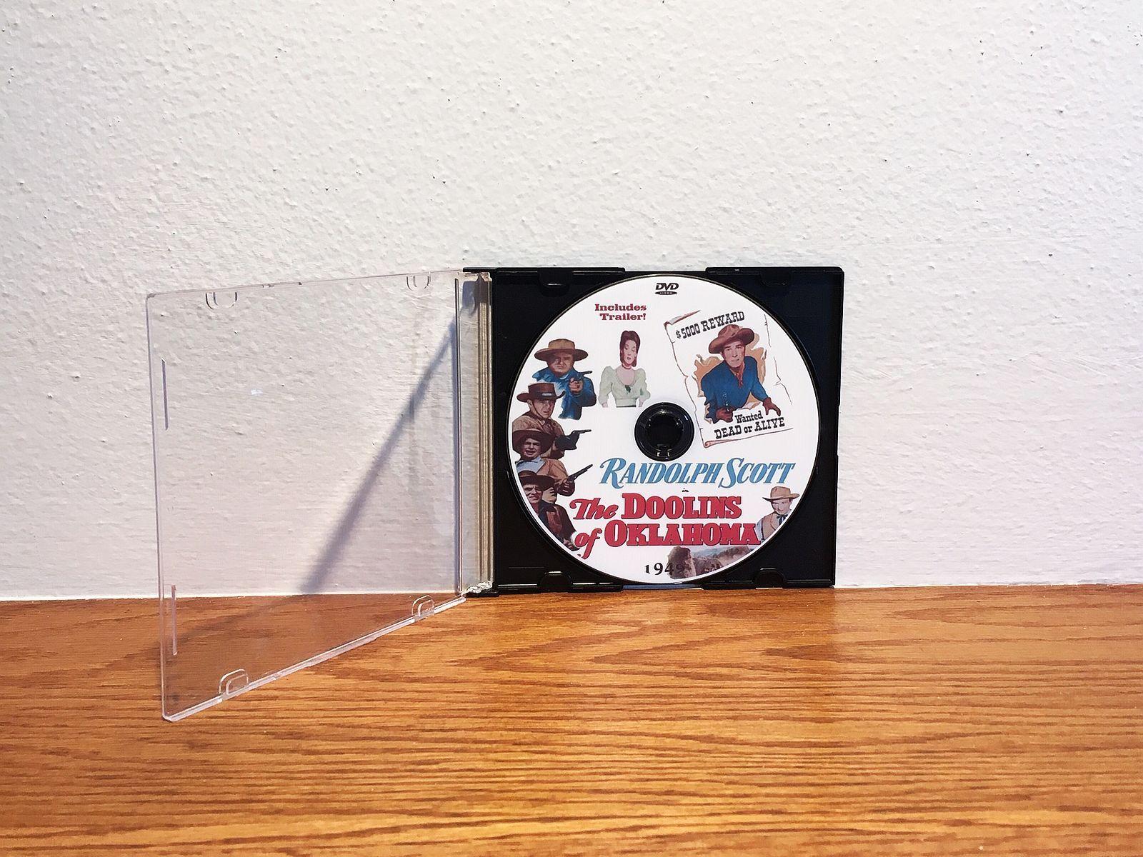 Doolins of oklahoma dvd
