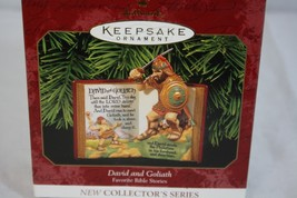 Hallmark Ornaments Bible Stories Collection Set of 3 - $51.23