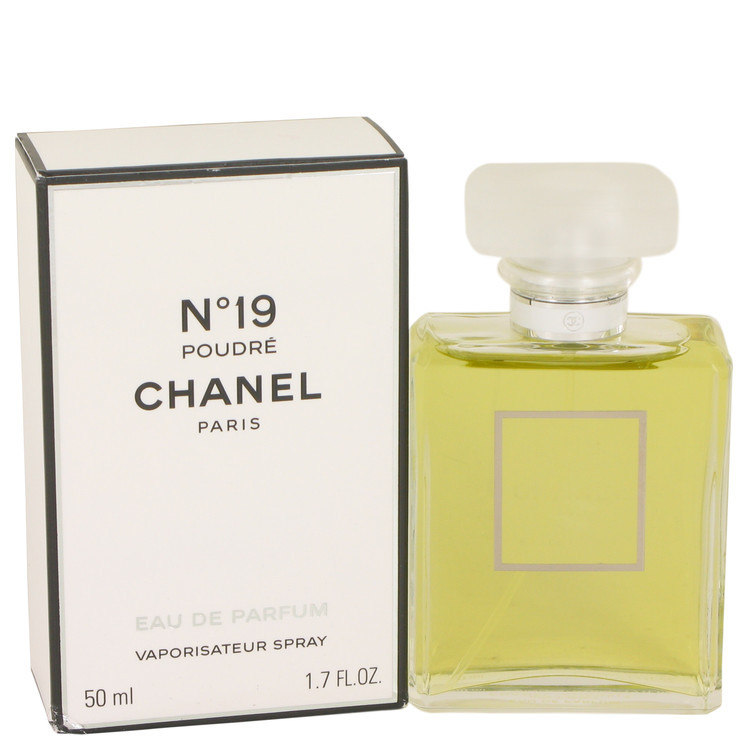 Primary image for Chanel 19 Poudre by Chanel Eau De Parfum Spray 1.7 oz for Women