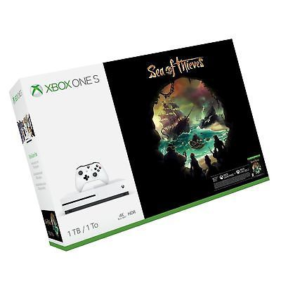 XBOX ONE S 1tb Consola - Sea of Thieves LOTE S 1tb - Sea of thieves