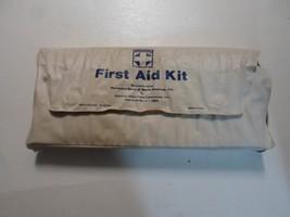 Mercedes Benz First Aid Kit American White Cross P/N Q4860002 Medical Supplies - $20.76