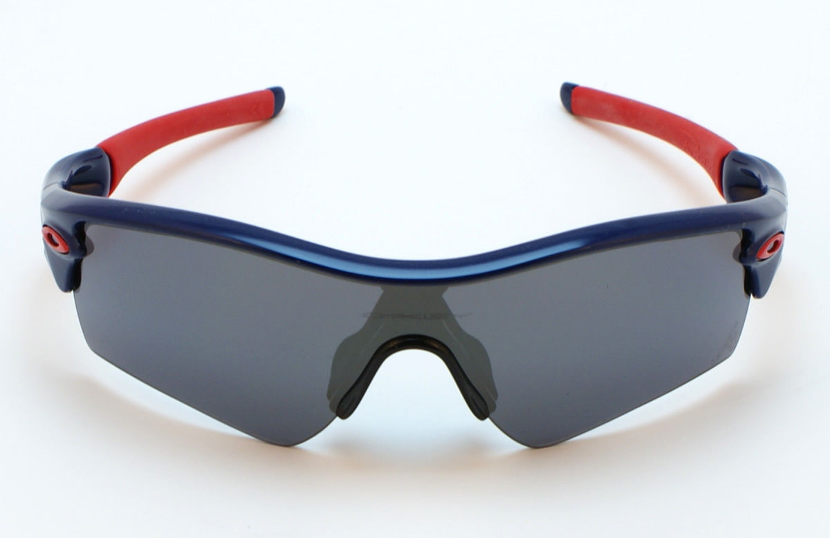 Oakley MLB Braves Radar Path 09-782 Sunglasses - Blue/Black Iridium