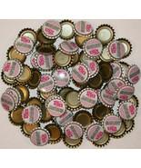 Soda pop bottle caps Lot of 100 TAB by COCA COLA plastic Norton VA new o... - $24.99