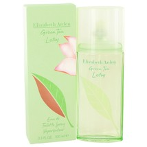 Green Tea Lotus By Elizabeth Arden Eau De Toilette Spray 3.3 Oz 483773 - $21.32