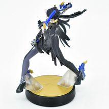 Nintendo Super Smash Bros. Bayonetta Player 1 Amiibo Loose Character Figure image 3