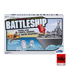 Electronic Battleship Portable Game, Electronic Game for Kids Ages 8 and up - $40.11