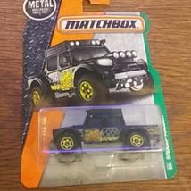 Matchbox 2016 Diecast SWAMP RAIDER Car Toy, New in Package - $14.85
