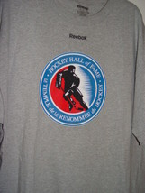 Reebok Hockey Hall of Fame T Shirt Size XL - $16.00