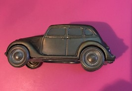 Vintage 1935 Ford Taxi  Cabarrus Bank & Trust Albemarle, N C Brass Bank - $44.84