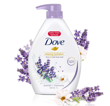 NEW DOVE保湿水润沐浴露1000ml EXPRESS SHIPPING DHL-$ 27.90