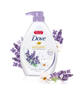 NEW DOVE Relax Hydration Body Wash 1000ml EXPRESS SHIPPING DHL - $27.90