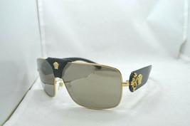 Neu Authentisch Versace 2207-Q-A 1002/5 Sonnenbrille - $148.49
