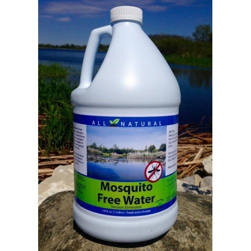 Care Free Enzymes Mosquito Free Water Tension Eliminator 94025-D 128 oz.