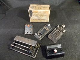Assortment of 5 Vintage Lionel Model Train Controls w/Vintage Box All Un... - $11.29