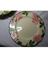 Vintage Franciscan China Desert Rose Single 10.5 inch Dinner Charger Plate - $19.80