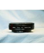 Rangefinder Camera Lens Hood Hoya 77mm Polarizer Filter + c/w 46mm Adapt... - $25.00