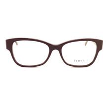 New Versace Eyeglasses VS 3196-5066 Purple Acetate 54 16 140 Authentic - $85.50