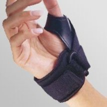 Tether Professional Grade Thumb Stabilizer - Medium -Right - $18.24