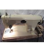 Vintage  Belvedere Adler Sewing Machine Model 126 Working Parts or Repair - $78.32