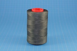 25m of GREY RITZA 25 Tiger Wax Thread for Leather Hand Sewing 4 Sizes Available  - $4.52