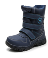 Anti -slip winter boots, for boys,high quality, round toe Nylon snow boo... - $72.99