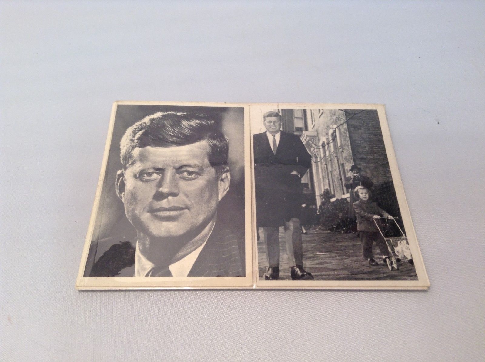 John F Kennedy Collectors Card