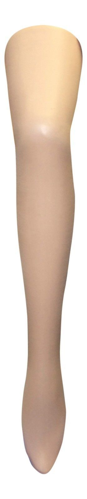 Womens Sexy Cute 20 Den Thin Black / Nude / Red Cuban Heel Seamed Tights 2 Sizes