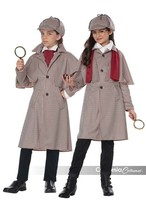 California Kostüme Berühmt Detektive Sherlock Holmes Halloween Kostüm 00539 - $38.91