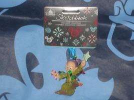 Disney DOPEY Dwarf 2020 Sketchbook Christmas Ornament New - $26.43