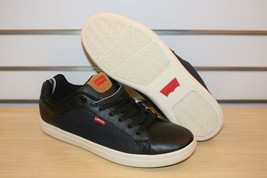 ~ Black Sneaker NEW SHIPPING 5 9 FREE Size Westwood Denim Men's Levi's fgxIwzIqU4
